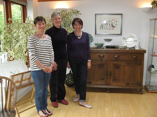 Dianne Frank, Tam Frishberg & Jane Hainsworth
