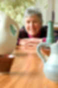 Tam Frishberg pottery