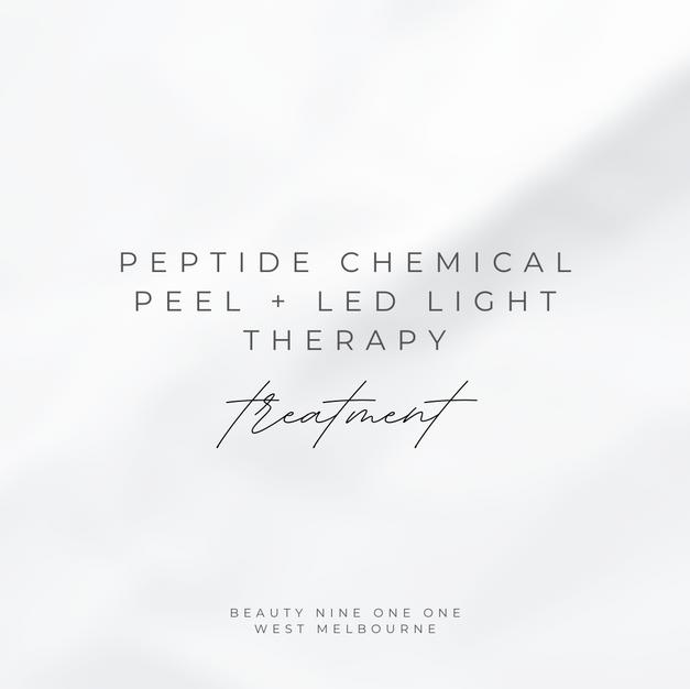 Peptide Peel