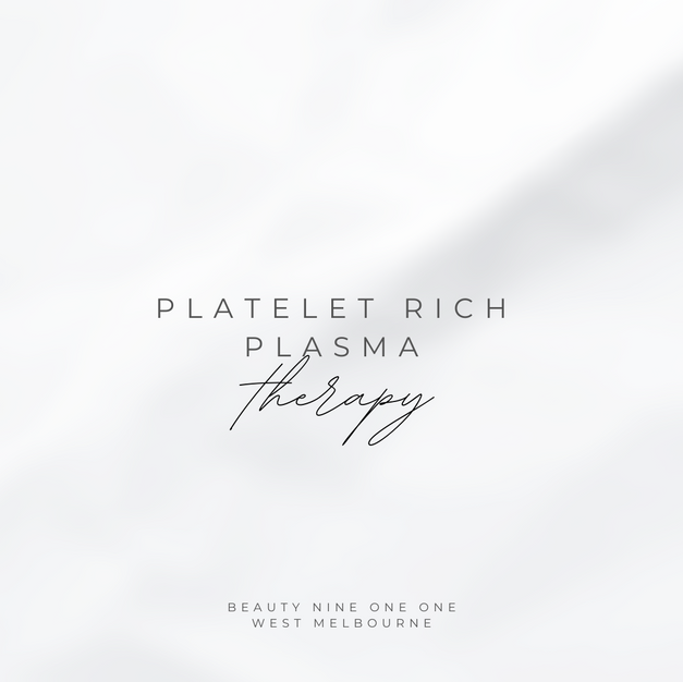 Platelet Rice Plasma Therapy with Micro needling