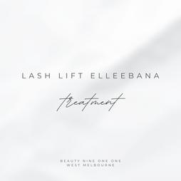 Lash Lift Treatment