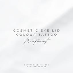 Cosmetic Eye Lid Colour Tattoon