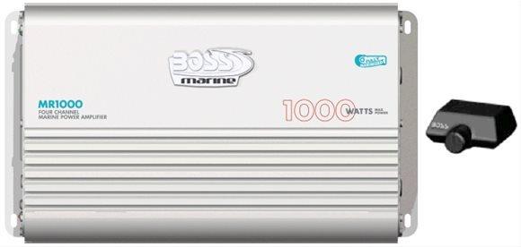 BOSS MARINE AMPLIFICATORE MR1000