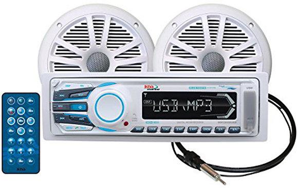 BOSS MARINE RADIO MCK1308WB.6