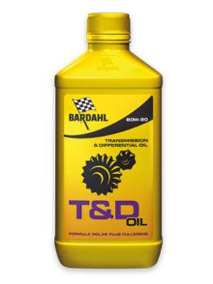 OLIO T&D GEAR OIL 80W-90