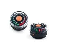 NAVI LIGHT LED TRICOLOR 360° (rosso-verde-bianco)