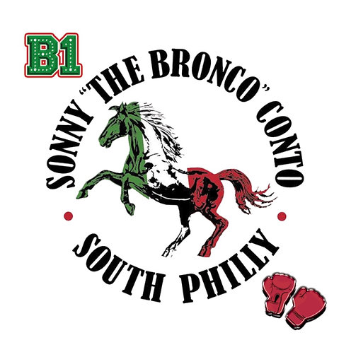 The Bronco B1 Patch