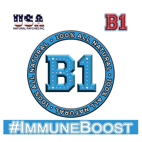 Immune Boost B1 Patch
