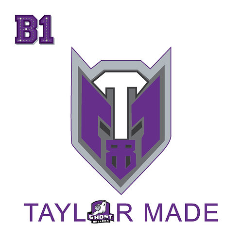 Mike Taylor B1 Patch