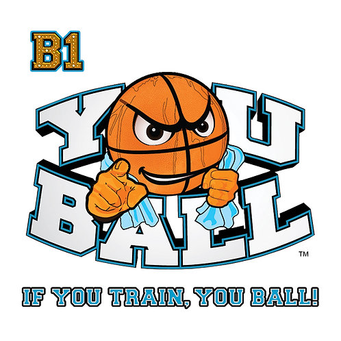 You ball training B1 Patch