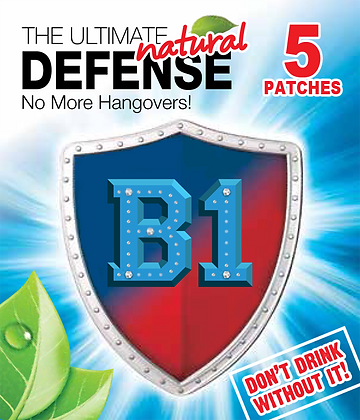 B1 Standard – 5 Patches
