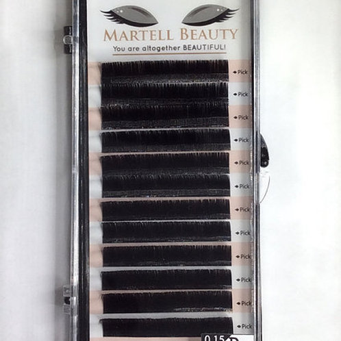 Martell Beauty Single Classic C Curl 0.15 12mm