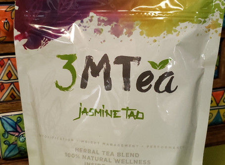 Tibena Jasmine Tao Tea!