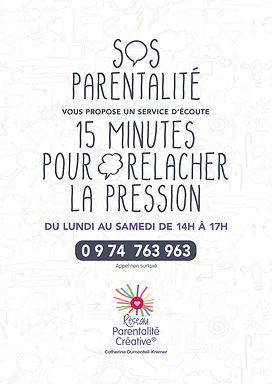 SOS Parentalité