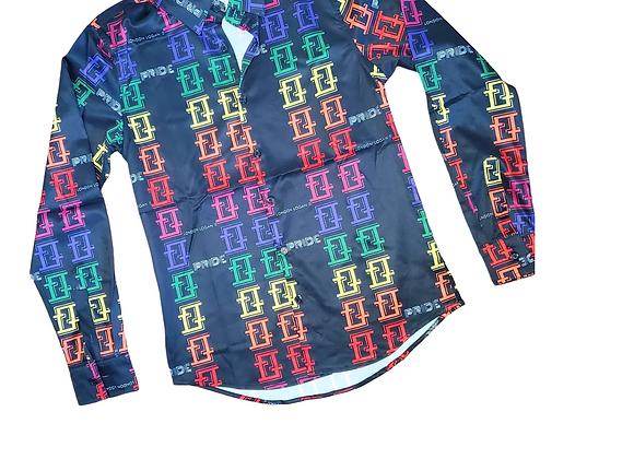 Pride Button down shirt
