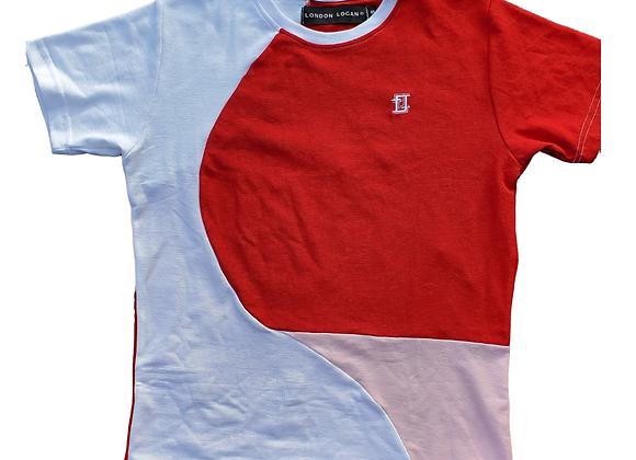 Swirl Pique T-Shirt