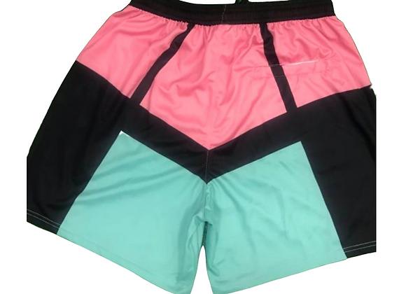Peach & Mint Shorts