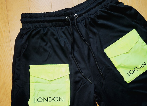 Utility Shorts In Volt