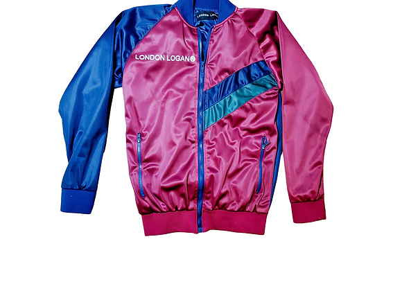 Maroon and Navy Dual color Bomber