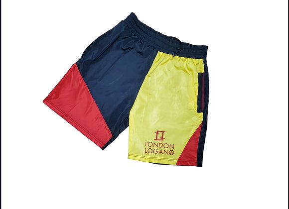 LO Sport Yellow Flame shorts