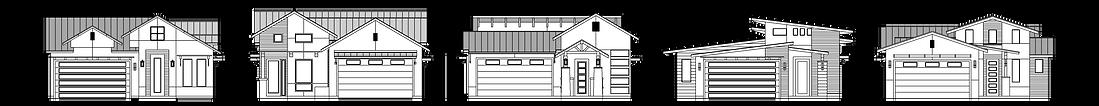 Texas contemporary architectural design for small development