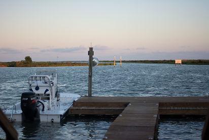Seadrift, Texas Intracoastal Waterway