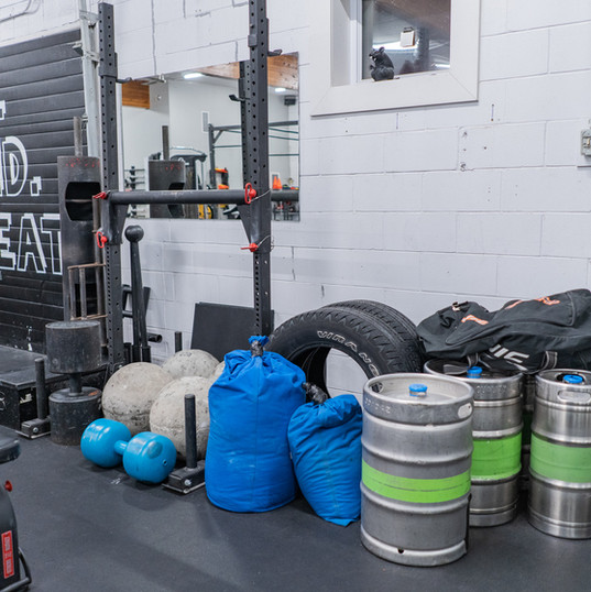 Strongman Equipment