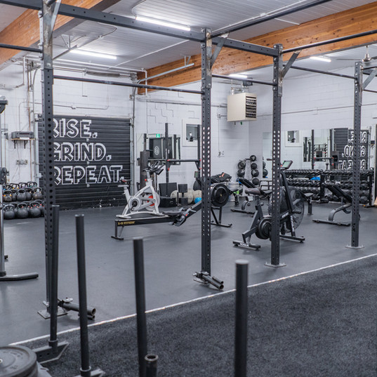 open space for functional movements