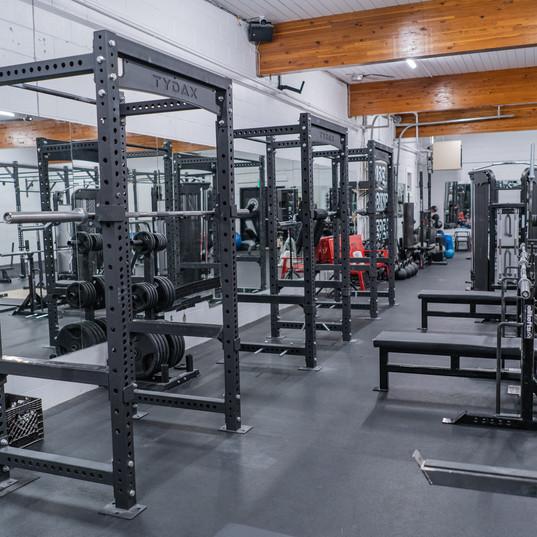 11 squat racks