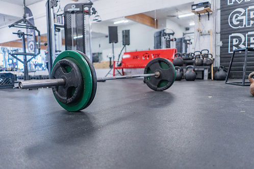 BARBELL STRENGTH PACKAGE
