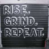 RISE. GRIND. REPEAT.