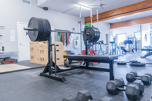 BENCH PRESS STRENGTH PACKAGE