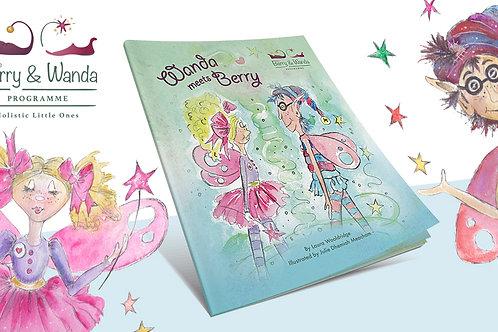 Wanda meets Berry Paperback Book