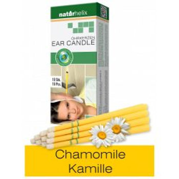 Naturhelix Ear Candles Chamomile - 5 pairs