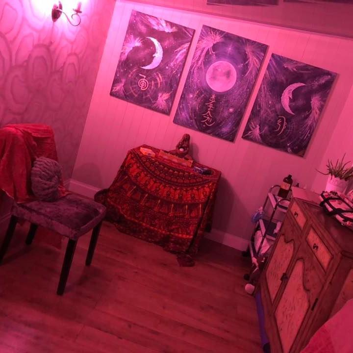 Stourbridge Red Tent January