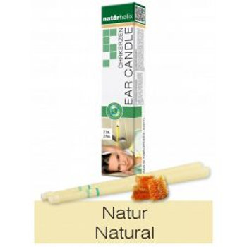 Naturhelix Ear Candles Natural - 1 pair