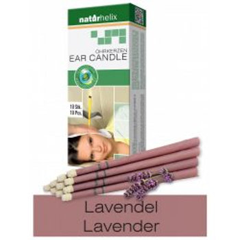 Naturhelix Ear Candles Lavender - 5 pairs