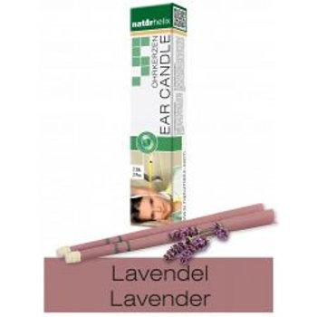 Naturhelix Ear Candles Lavender - 1 pair