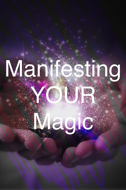Manifest Your Magic Journal