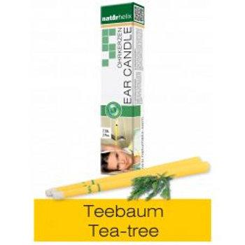 Naturhelix Ear Candles Tea Tree - 1pair