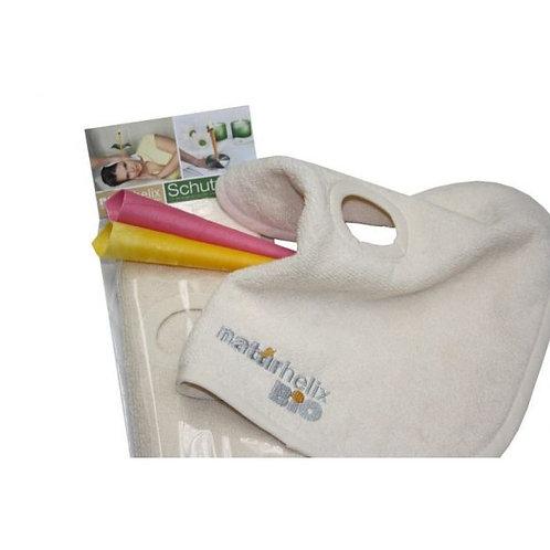 Naturhelix Organic Candling Treatment Cloth