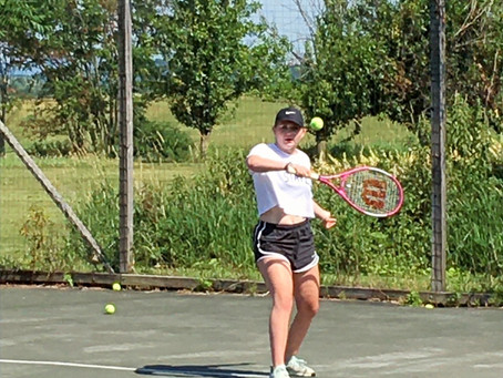 Kids Summer Tennis Options