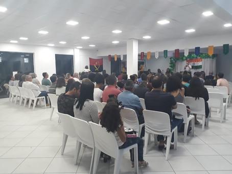Igreja Batista de Villas do Atlântico - Guarajuba