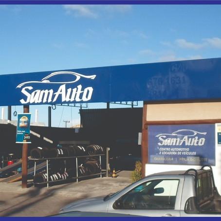 SAM AUTO - CENTRO AUTOMOTIVO