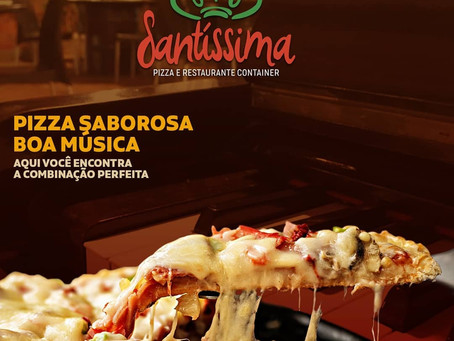 Pizzaria Santíssima