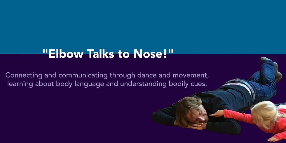Elbow Talks To Nose