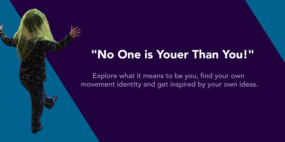 No One is Youer than You!