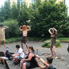Die Menschen, welche wir auf der Reise in die Steinzeit trafen, tanzten mit uns!