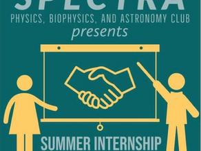Spectra's STEM Internship Survival Guide - Academia & Research