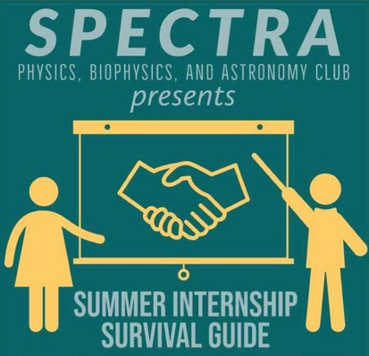 Spectra's STEM Internship Survival Guide - Academia & Research